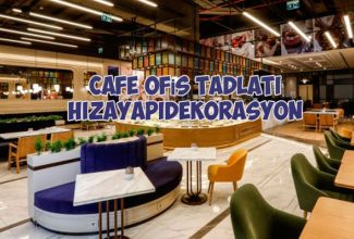 Bursa Cafe Dekorasyonu